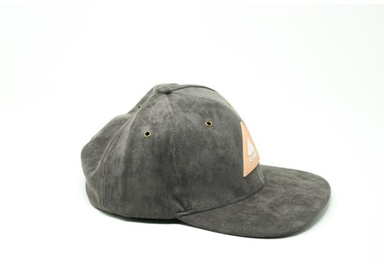 Slate - S3 Suede Snap + Stretch